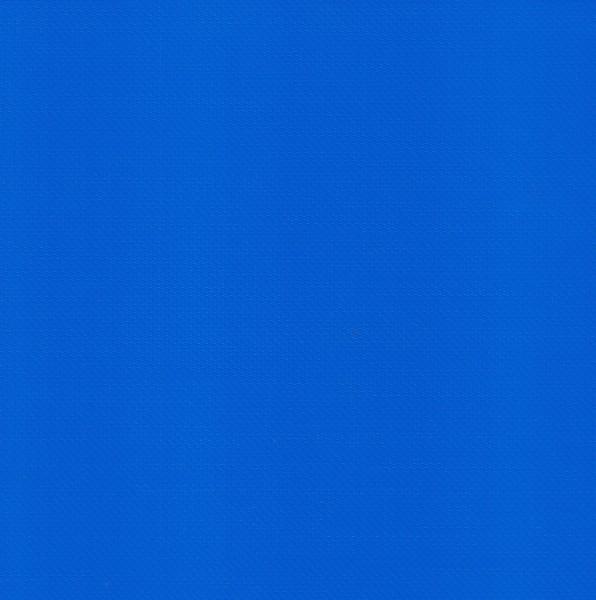 Planenstoff PVC adriablau lackiert
