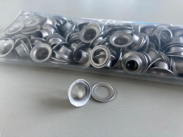Rundösen Aluminium 8 mm